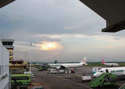 Abidjam Airport