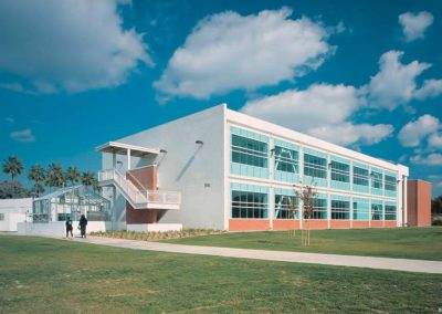 Compton Community College Mathematics & Science Building