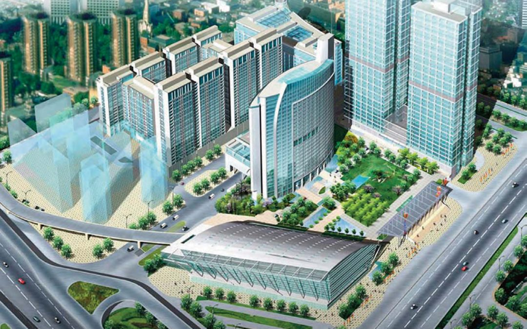 Dongzhimen Transit Hub