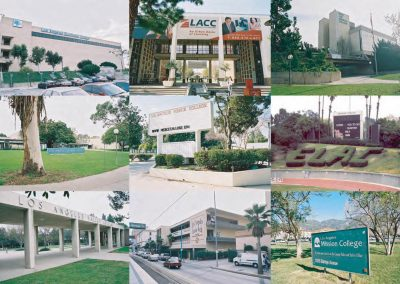 LACCD Proposition A Program
