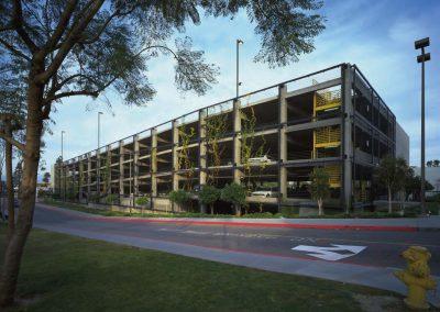 Martin Luther King Jr./Drew Medical Center – Parking Structure