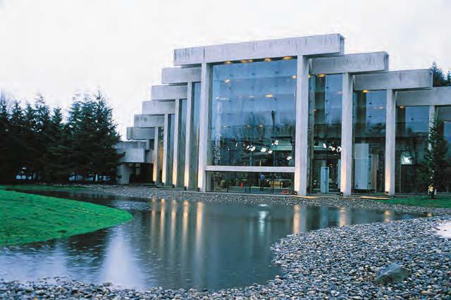 Museum of Anthropology, University of British Columbia